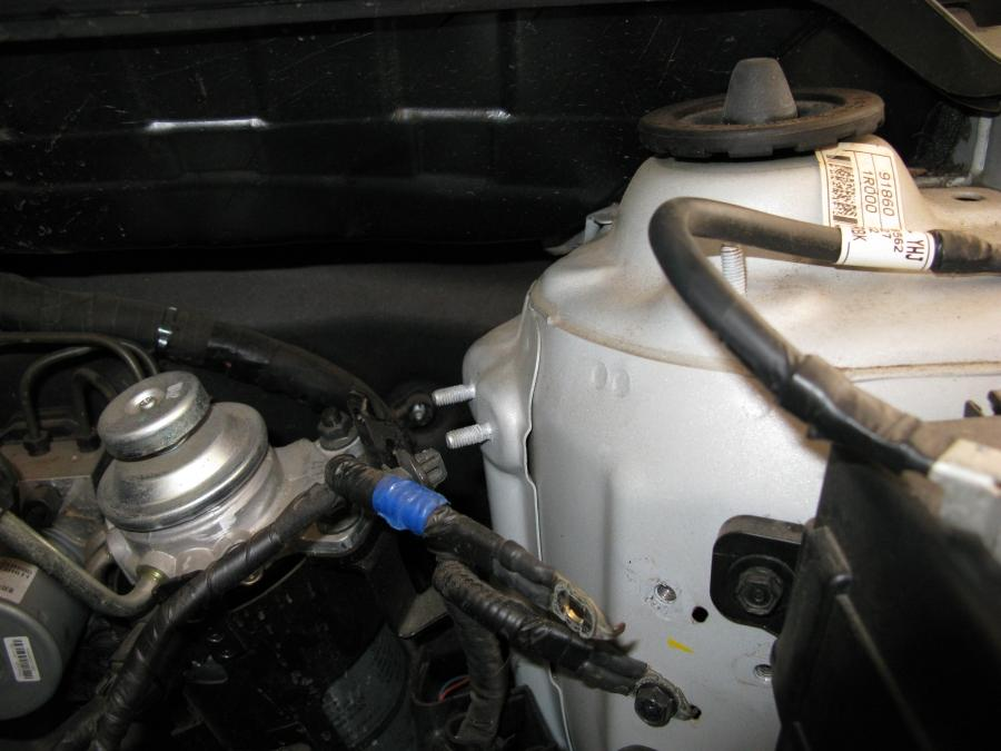 hyundai xg350 fuel filter location fuel filter change 2012 crdi accent - hyundai forums ... hyundai accent fuel filter location #4