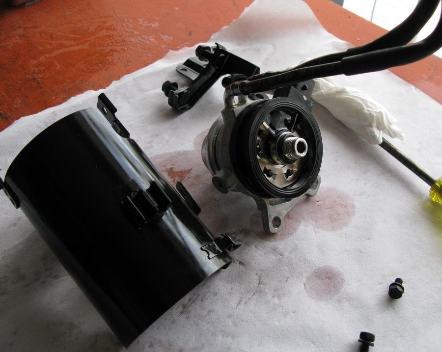 Fuel Filter Change 2012 Crdi Accent Hyundai Forums